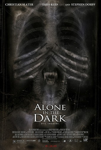 aloneinthedarkposter