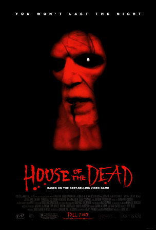 the-house-of-the-dead-posters