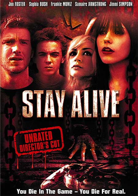 stayalivedvdposter