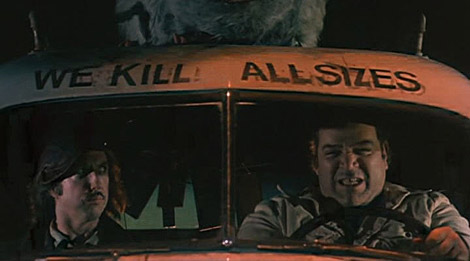 Acelera ai na burra, que ouvi dizer que o Godzilla está a acasalar com o King Kong
