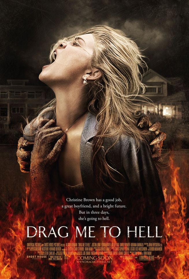 Christine Brown has a good job, a great boyfriend, and a bright future. But in three days, she's going to hell.