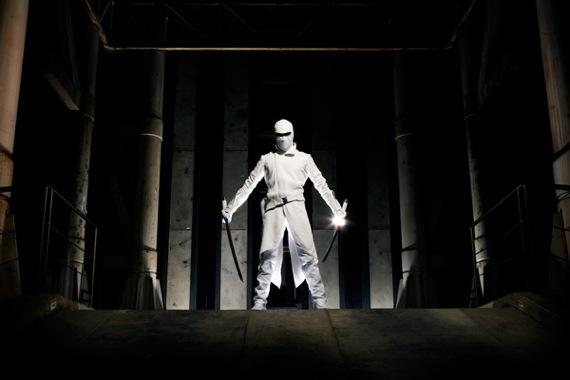 Directamente do filme ninjas das caldas, para a terceira corrida dos Boxinos, Chibanga