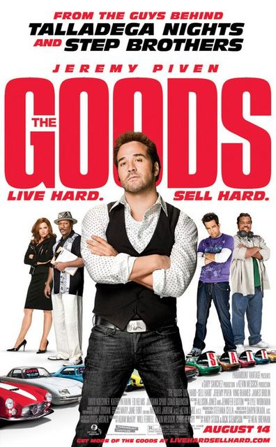 The_Goods_Live_Hard_Sell_HardPOSTER